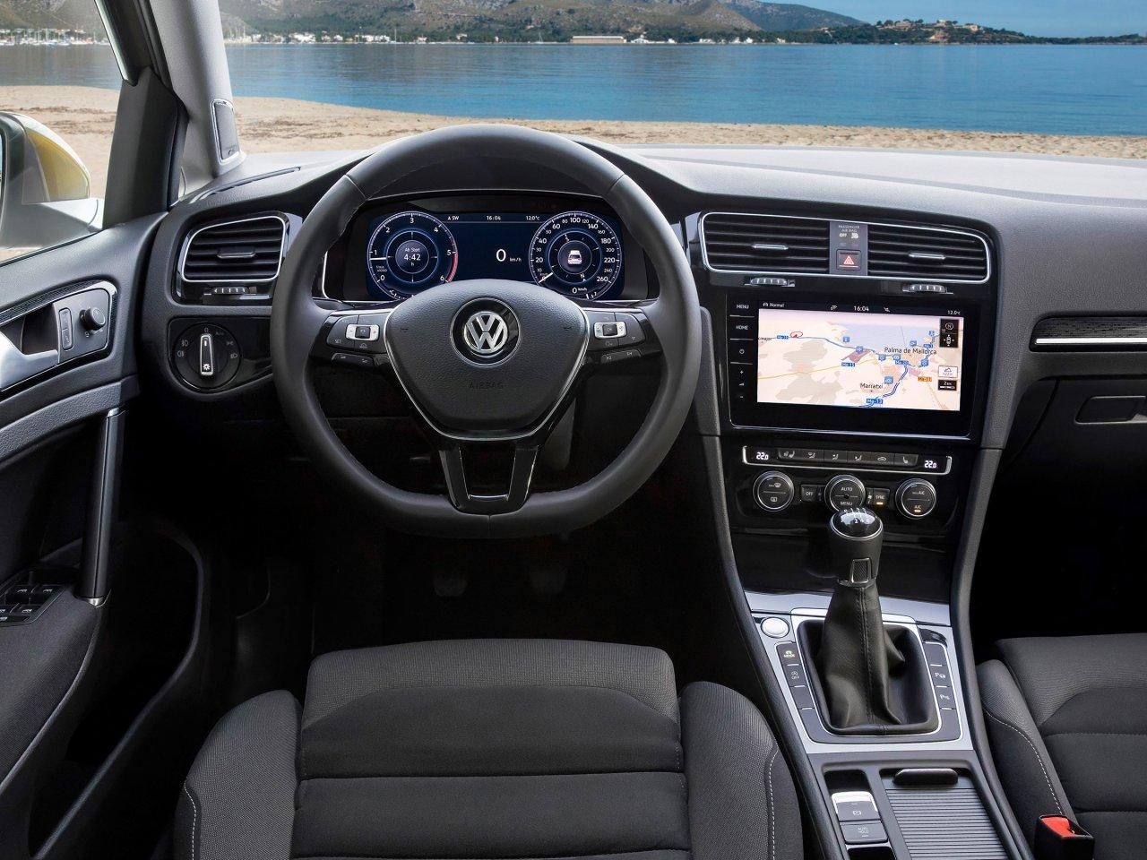 Volkswagen Golf New